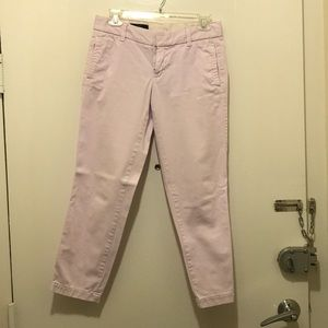 J. Crew Chinos - Ankle Length